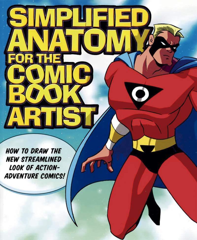 Descargar libro anatomía simplificada para artistas de cómic ...