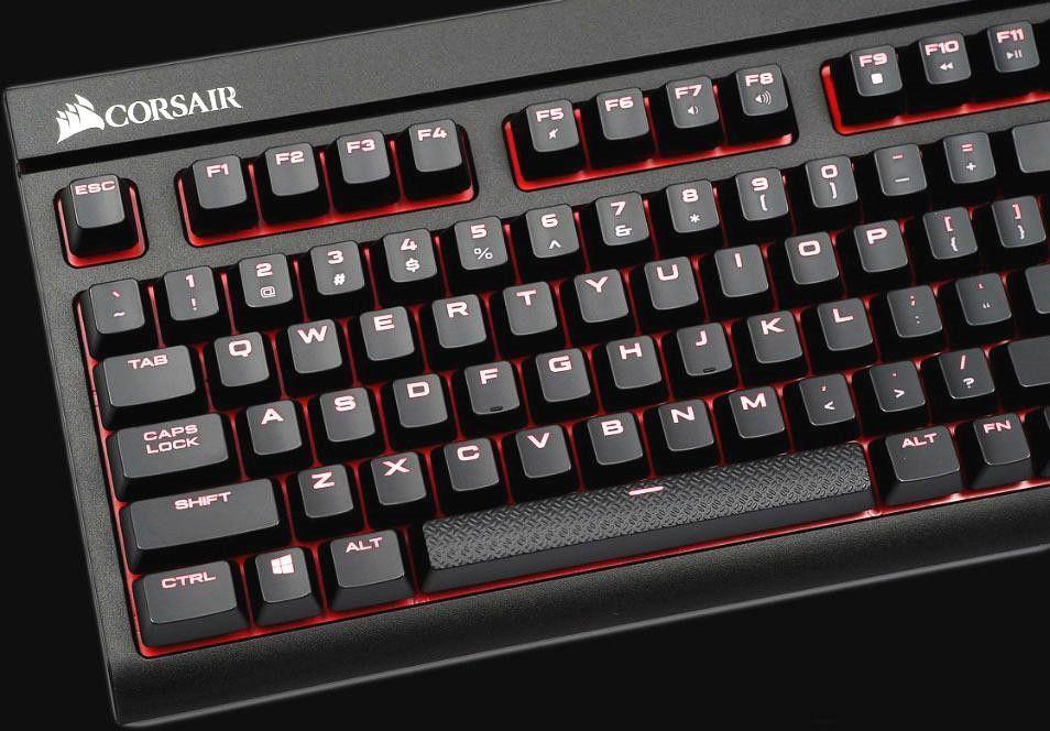 104 Pcs Illuminated Keycaps for Corsair STRAFE K70/K95/K90