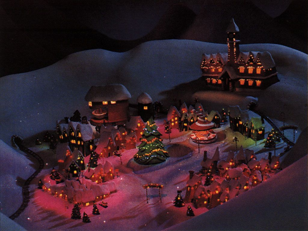 Topic: Christmas Town | Video Games AWESOME! | Nightmare before ...