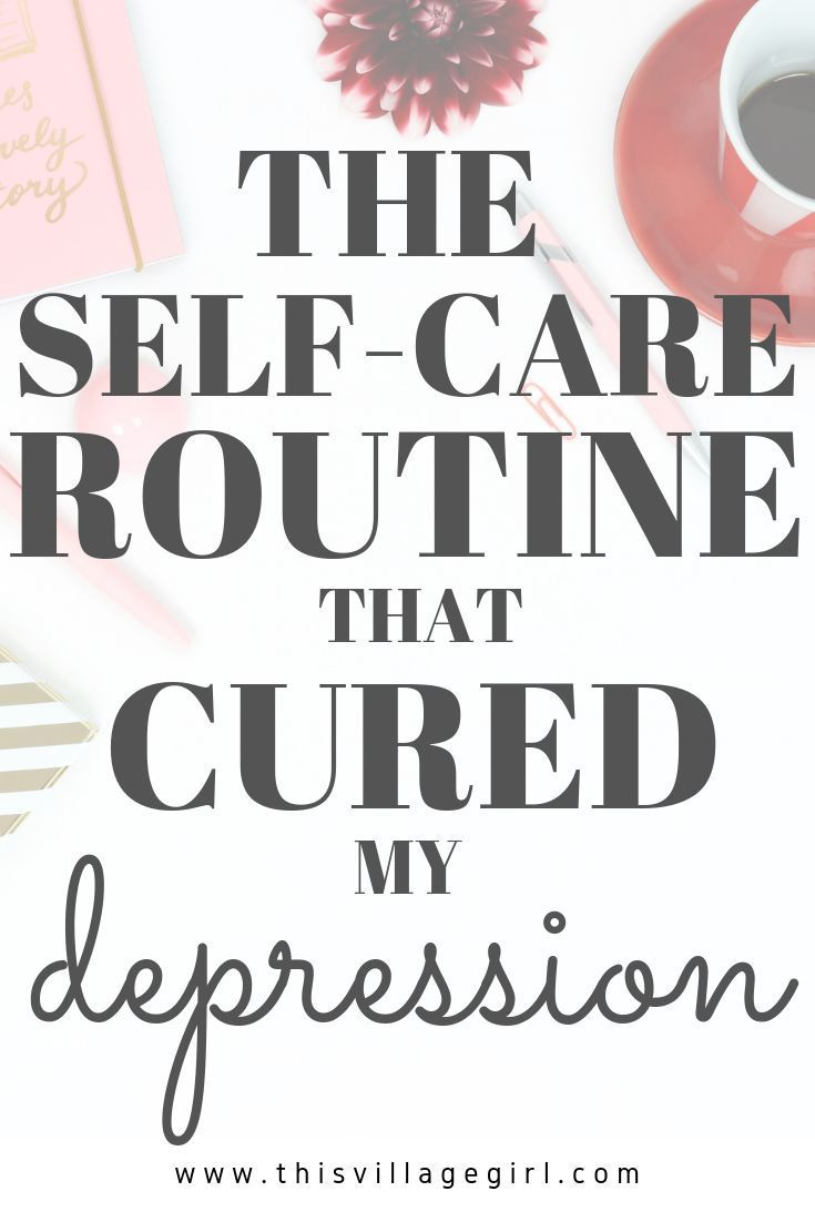 How Journaling Cured my Depression - This Village Girl