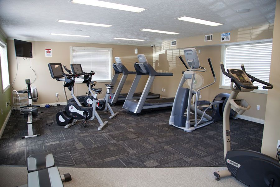 Dont about our 24 hour fitness center for