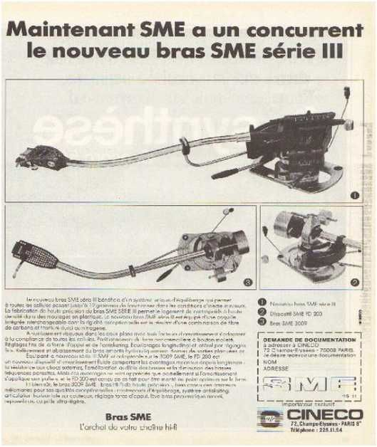 Les Bras SME
