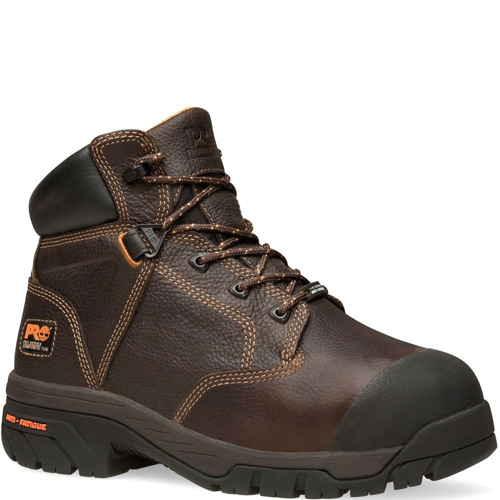 089697214 Timberland PRO Men's Helix Met Safety Boots