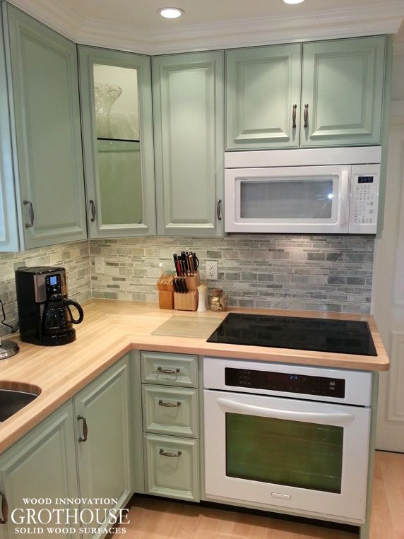My Butcher Block Countertops Two Years Later Wood Countertops Kitchen Butcher Block Countertops Wood Kitchen