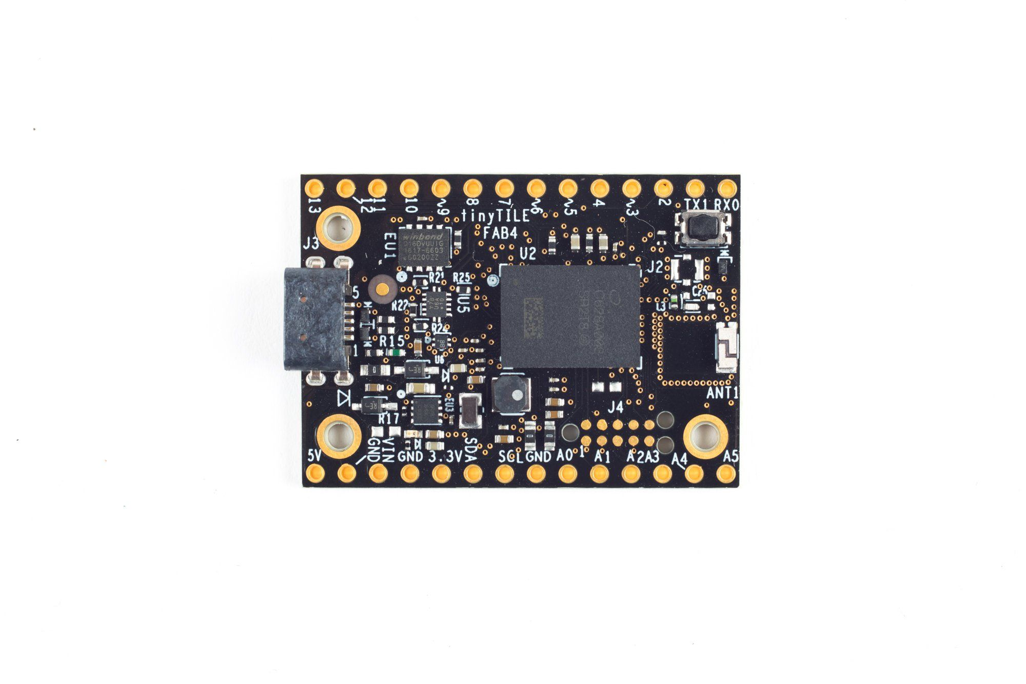Element14 TinyTILE   Maker's Guide to Boards   Bluetooth low