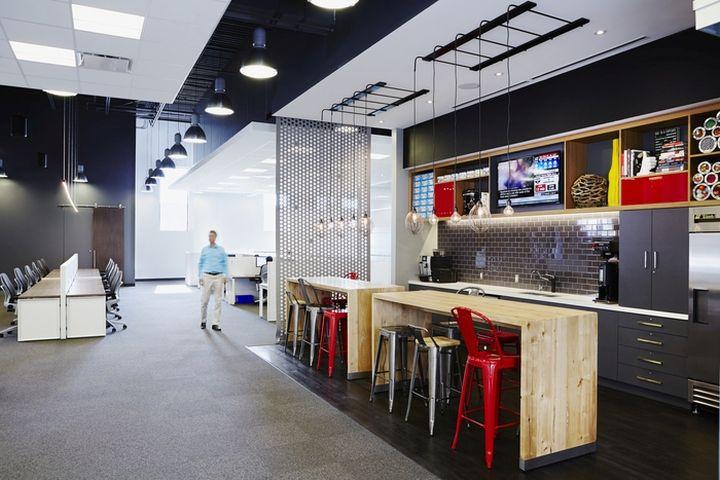 Merveilleux Richu0027s Offices By Straticom, Toronto U2013 Canada » Retail Design Blog