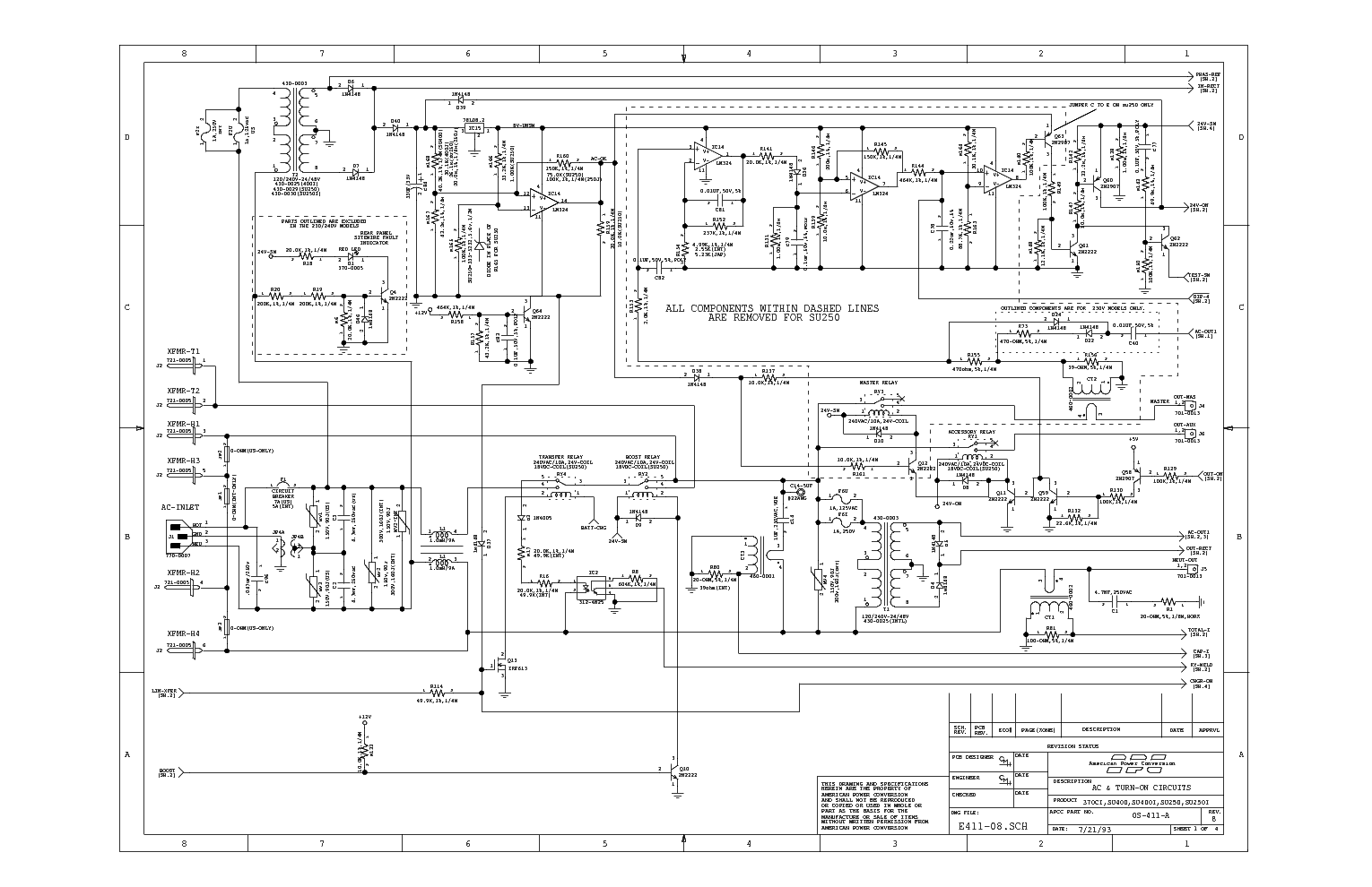 apc mini chopper wiring diagram for pinterest apc ups smart ups schematic - google search | circuits ...