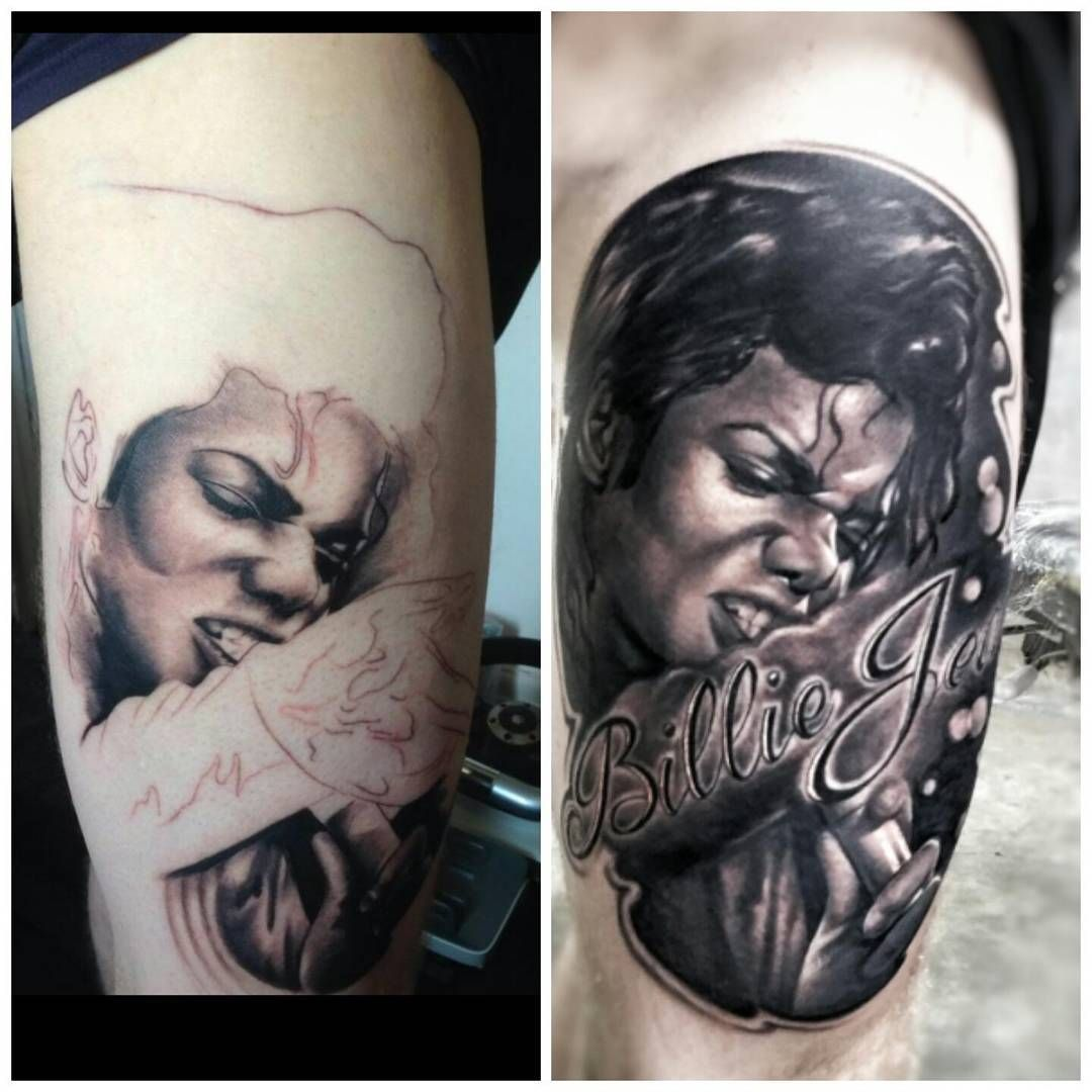 """32 Best Images About Tattoo Fixers On Pinterest: """"Michael Jackson Fix Done On Tonight's #tattoofixers"""