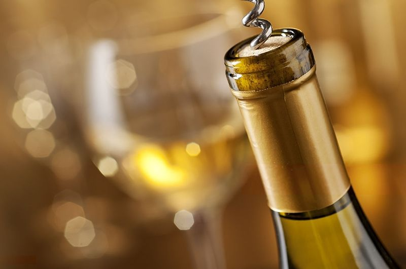 Cómo Abrir Una Botella De Vino Fácilmente Botellas De Vino Botellas Vino