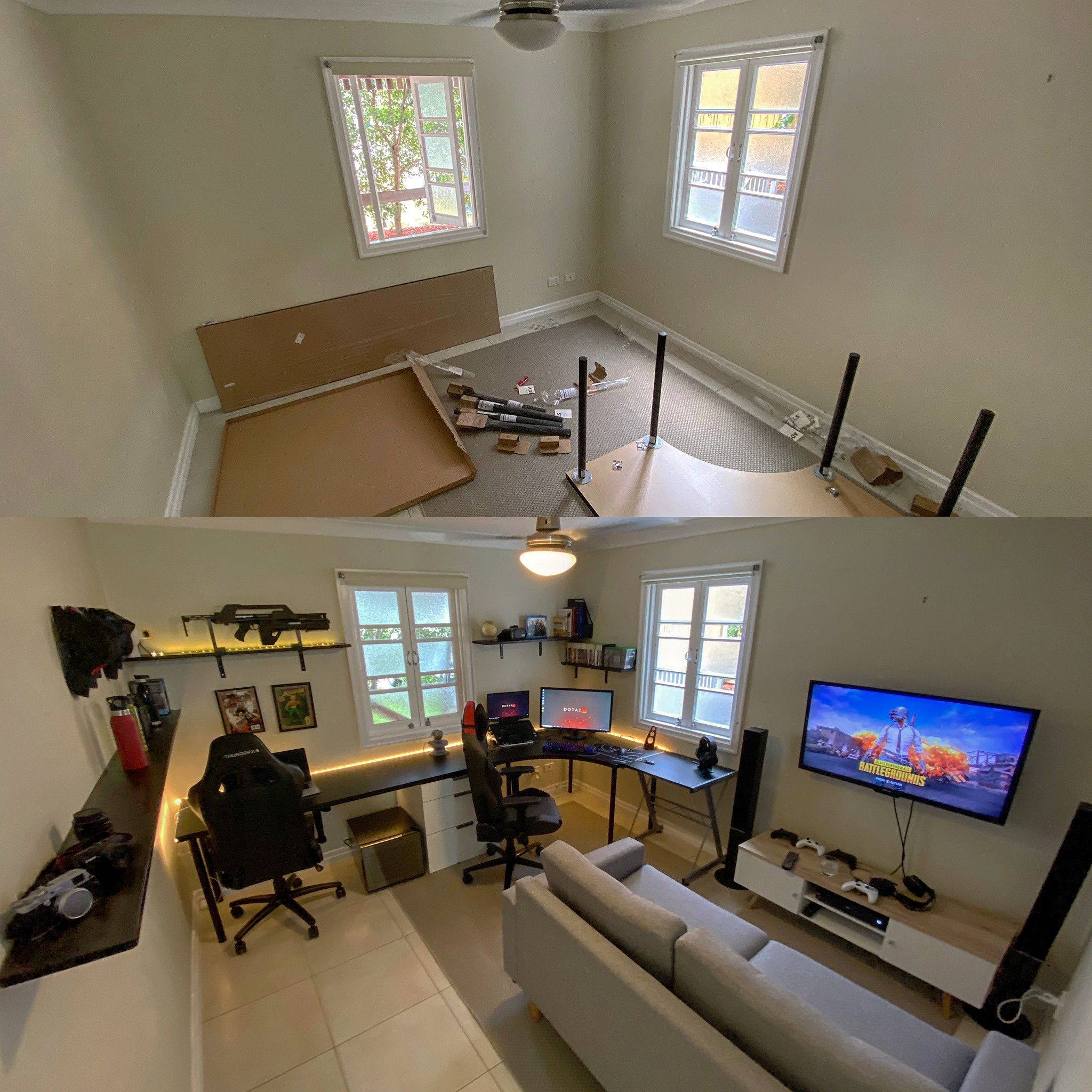For many years, parents have wondered about the negative effects of video games on their children's health — and even into adulthood, partners might see the harmful ways video games can impact their significant others' health. Gaming room in 2020 | Small game rooms, Game room decor ...