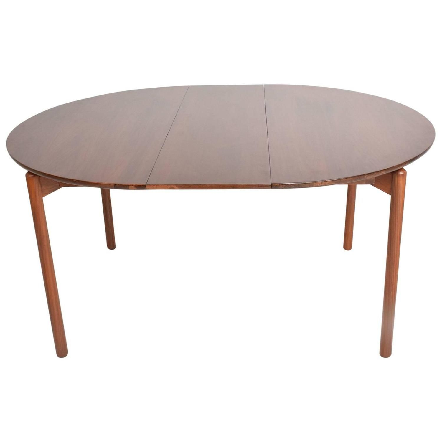 Mid century modern walnut dining table by greta grossman walnut mid century modern walnut dining table by greta grossman geotapseo Gallery