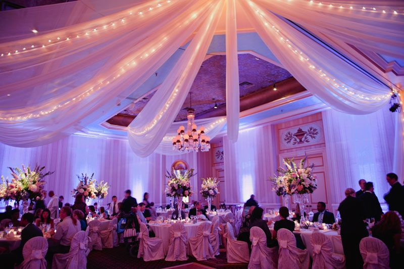St Paul Hotel Wedding Stephanie Kevin Mn Weddings Pinterest