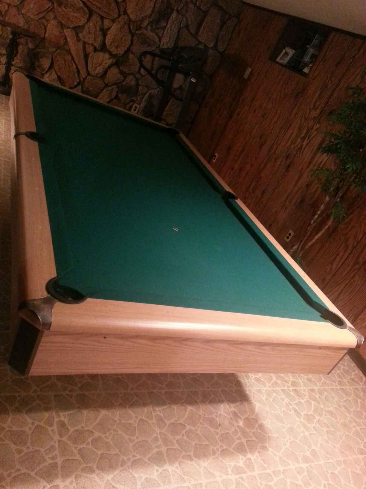 AMF PLaymaster 8' Pool tables for sale, Pool table