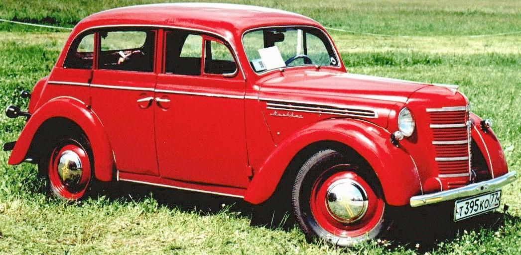 Moskvitch Custom Moskvitch Pinterest Cars And Custom Cars