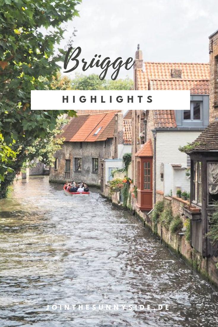 Wochenende in Brügge – Das solltest Du nicht verpassen! • Join The Sunny Side