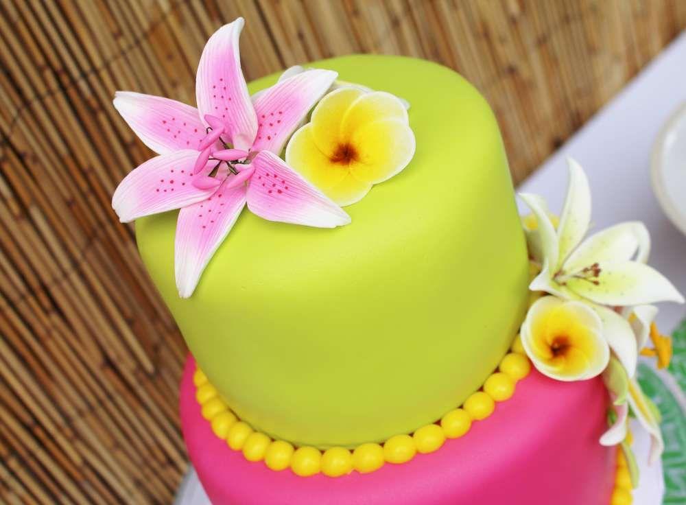 Hawaii Birthday Party Ideas