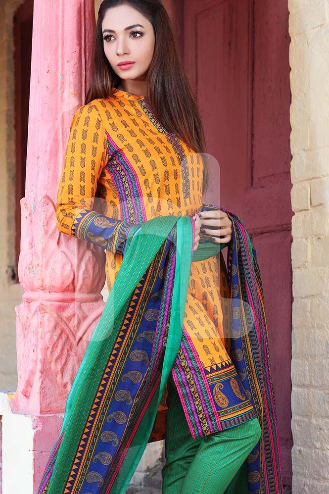 Nishan Linen Summer Lookbook 2016-2017 Lawn Suits Designs ...