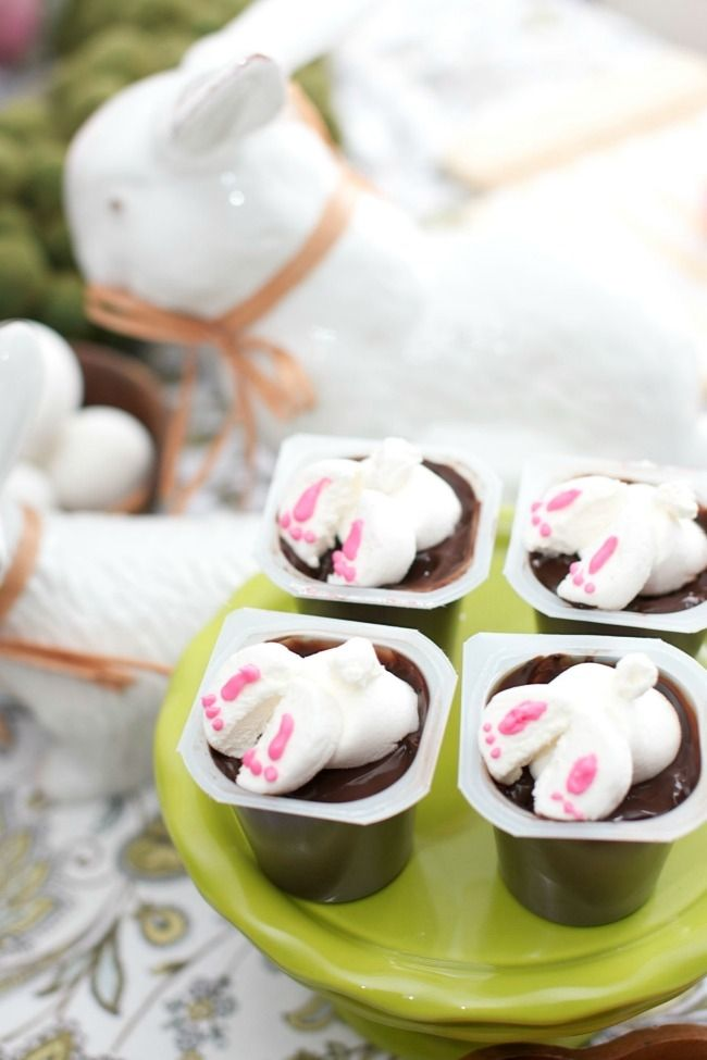 Easter Party Ideas Easy To Make Desserts SnackPackMixins