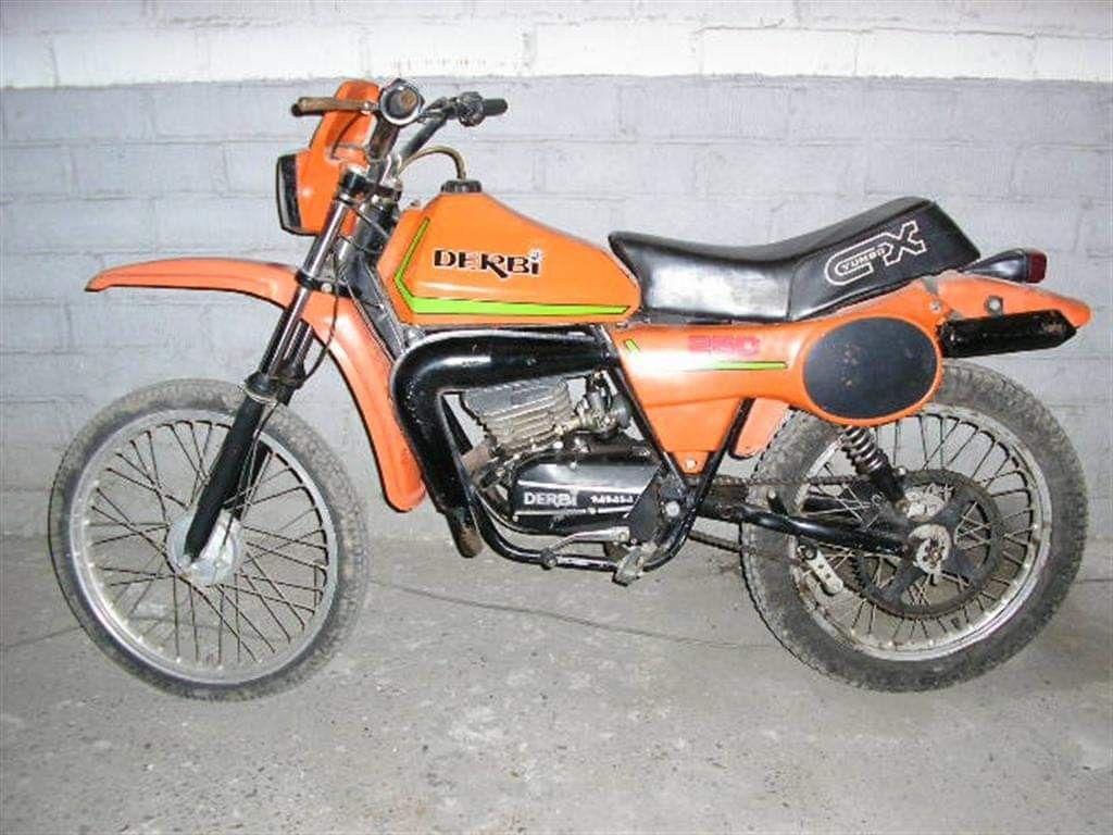 Derbi Yumbo Cx 49cc Motos Clasicas Motos Moteros