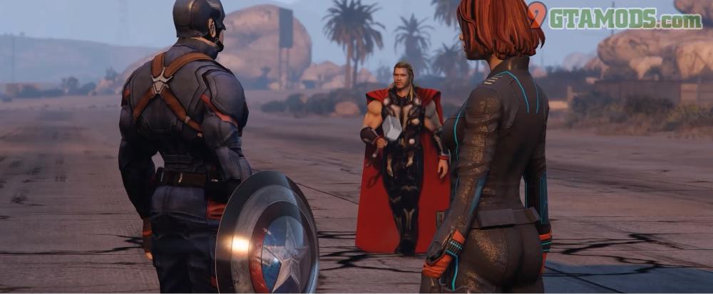 Mjolnir Hammer Of Thor Gta 5 Mods 9gtamods Com Thors Hammer Gta 5 Mods Thor