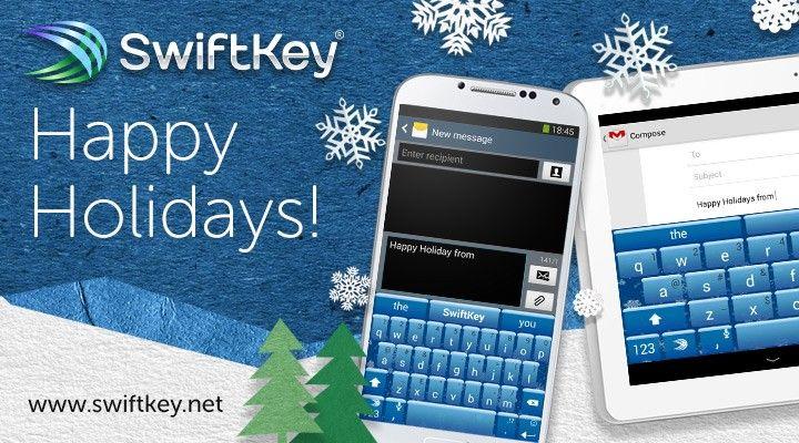 Swiftkey si aggiorna con un nuovo tema Natalizio!! - http://www.keyforweb.it/swiftkey-si-aggiorna-con-un-nuovo-tema-natalizio/