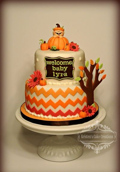 fall baby shower cakes  google search  baby shower, Baby shower invitation