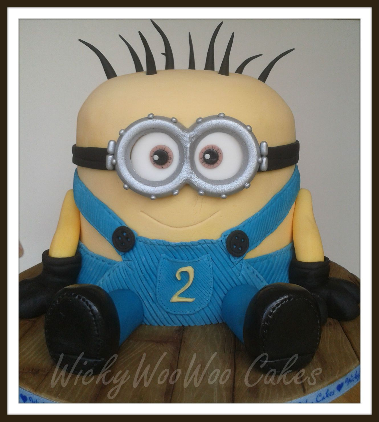 Wellcome to Dave Minion Cakes Pinterest Minion cakes Cake
