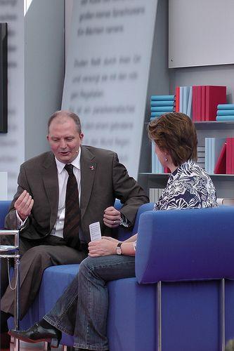 Jörg Thadeusz im Gespräch mit Susanne Führer