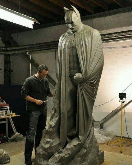 Freaking Awesome Batman Batman Statue Batman Comics Batman Art