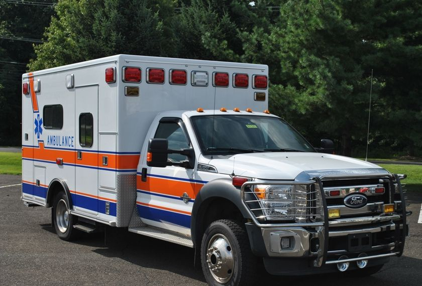 Globalemergencyvehicles Com Ford F450 4x4 Road Rescue 4x4