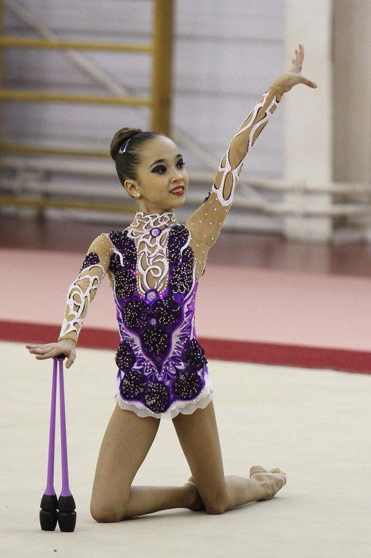 Костюмы для гимнастики | Gimnasia rítmica | Pinterest - photo#25