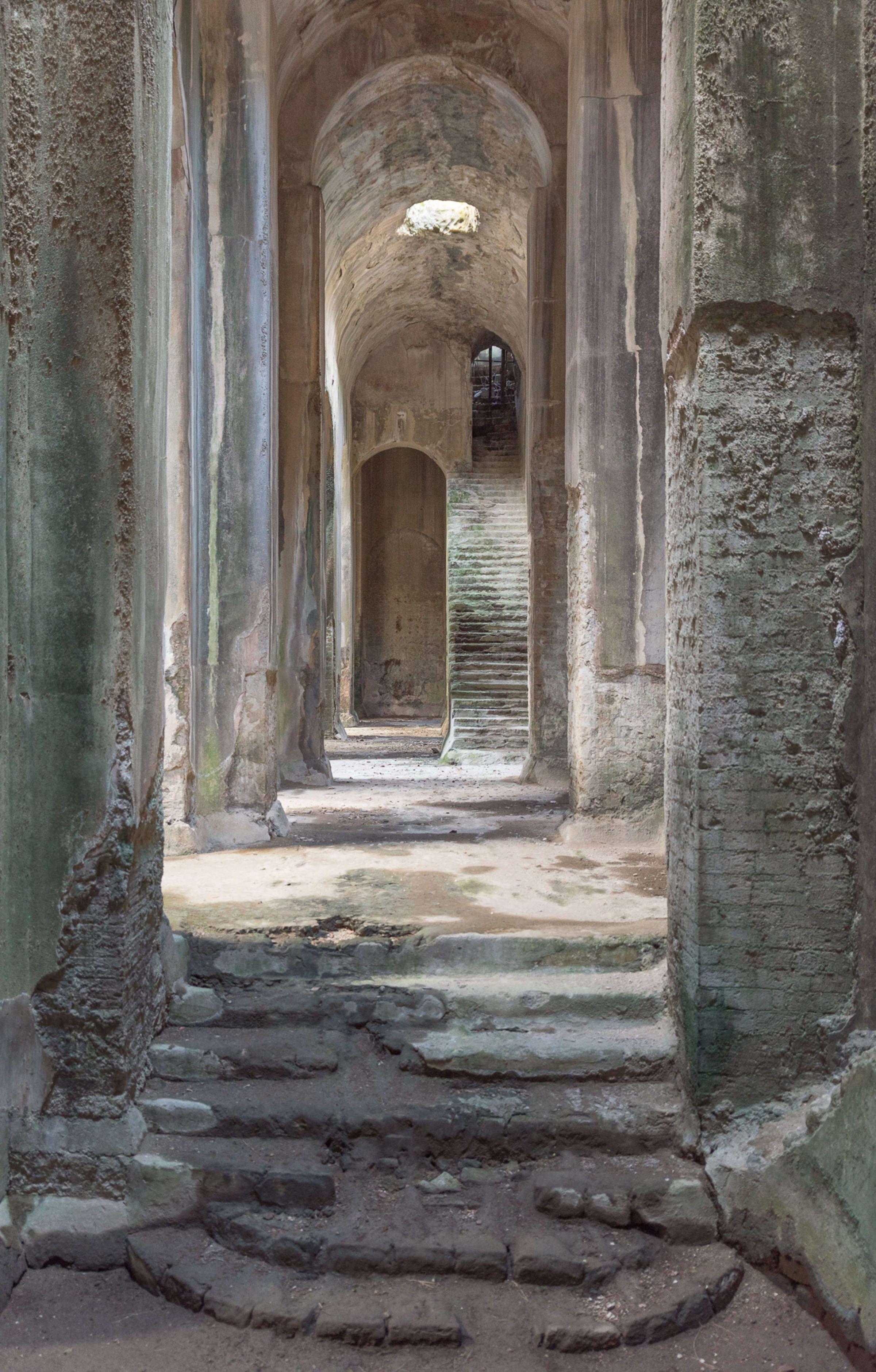 Mariano De Angelis · Piscina Mirabilis Southern italy