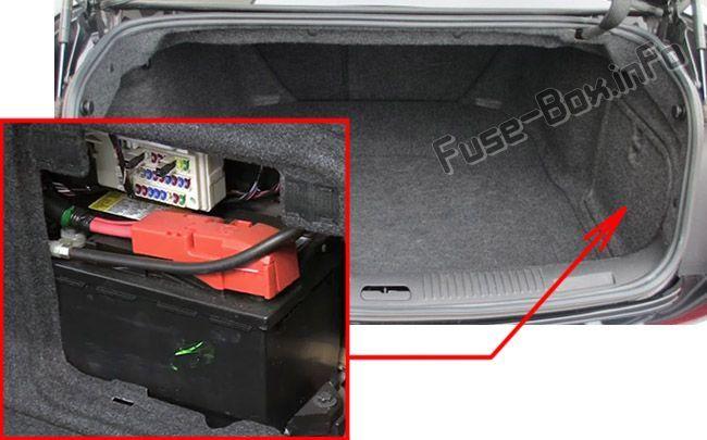 DIAGRAM Cadillac Cts Rear Fuse Box Location FULL Version ...