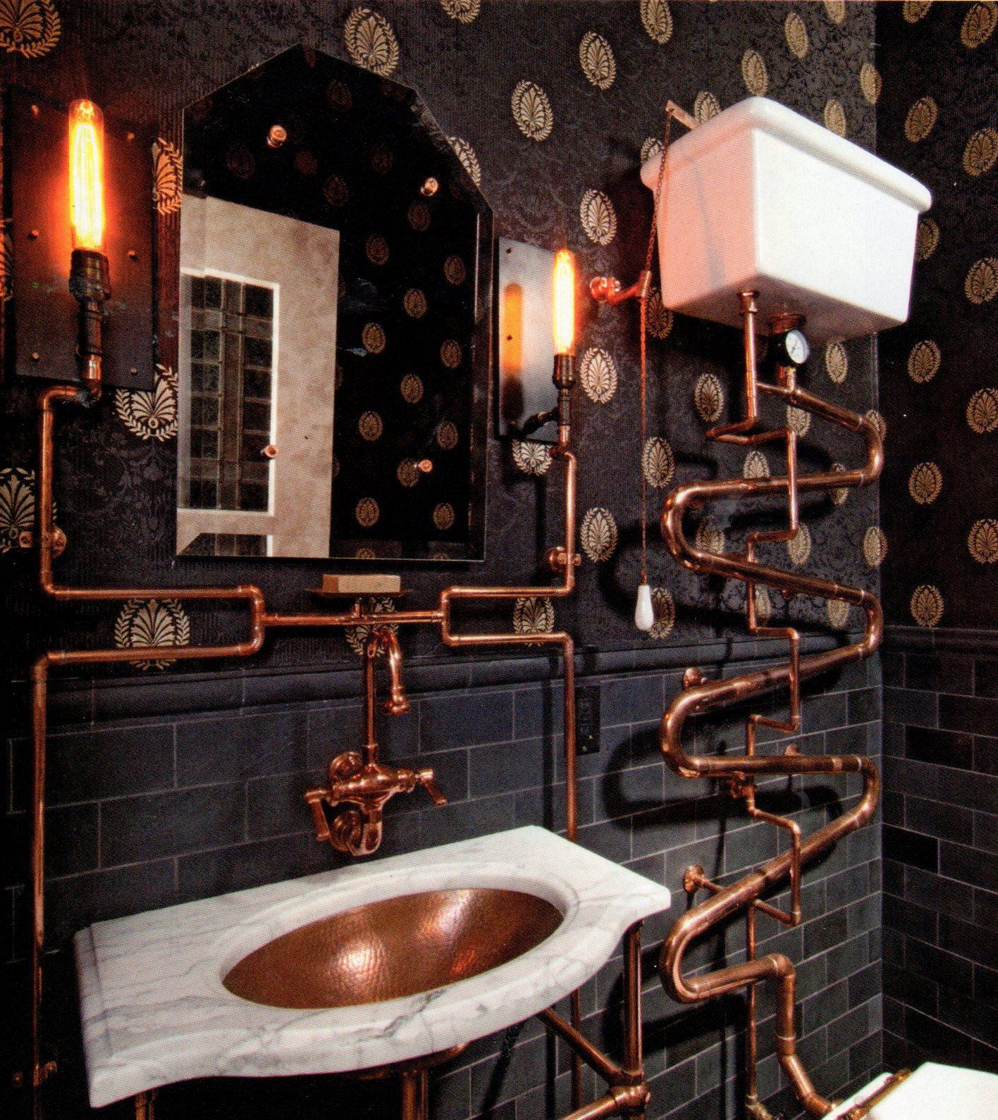 Photo By Ashley Salzmann Designs Al Restoration Steampunk