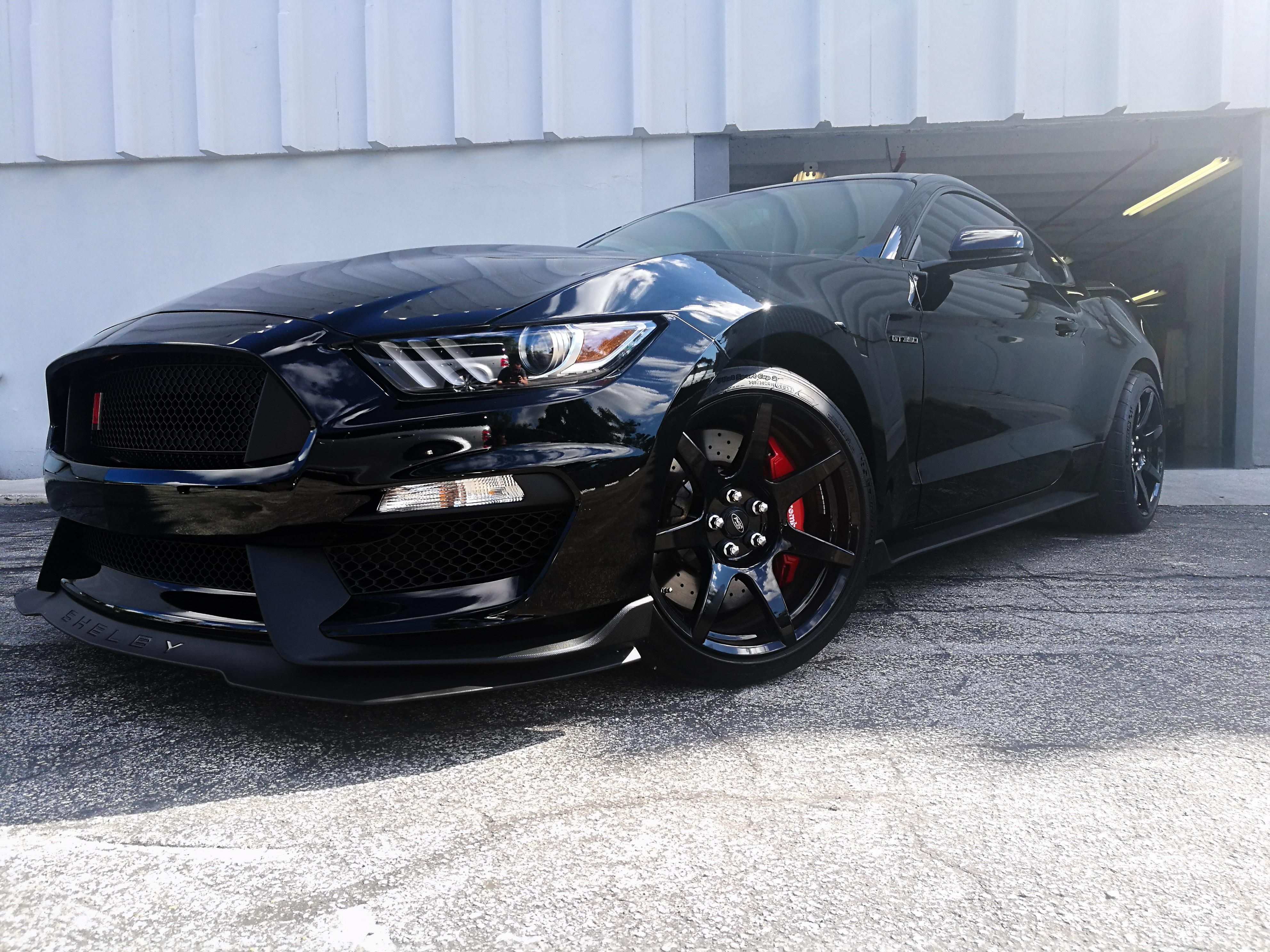 In my opinion the best modern muscle car; the Shelby GT350R [OC ...