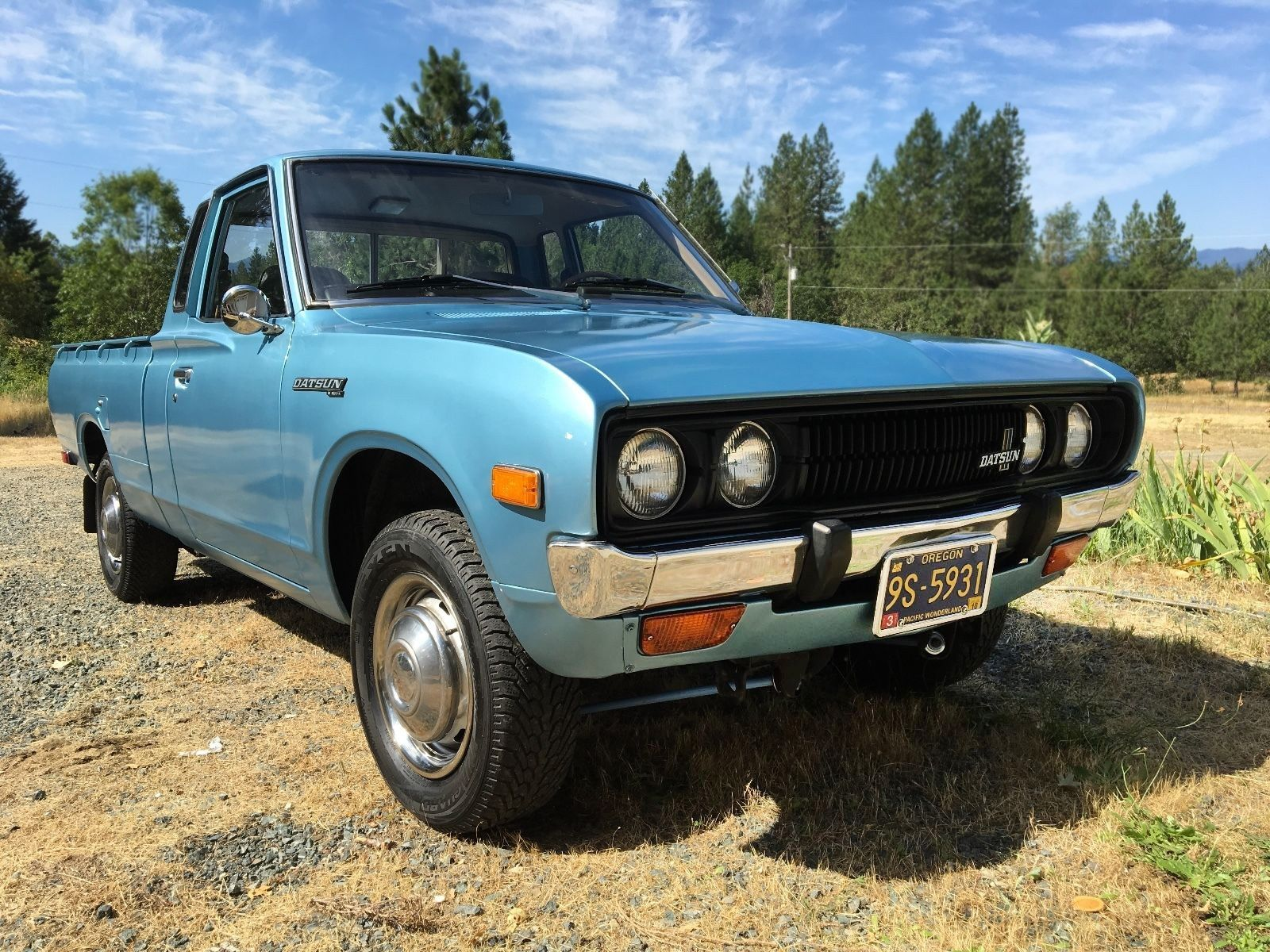 Restored King Cab 1979 Datsun 620 Datsun Pickup Datsun Datsun Car