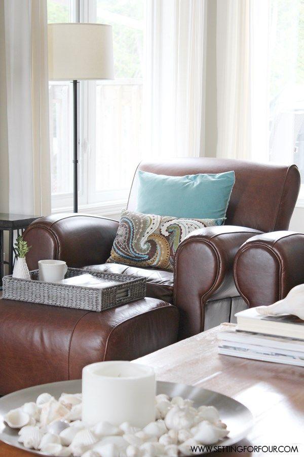 livingroommakeoverpillows 600×900  pottery barn