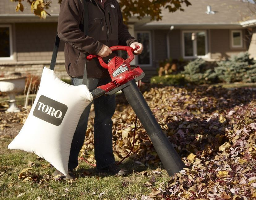 Red Leaf Blower Variable Speed Electric Outdoor Vacuum Lawn Yard Cleanup 235 Mph Ebay Blowers Electric Leaf Blowers Leaf Blower
