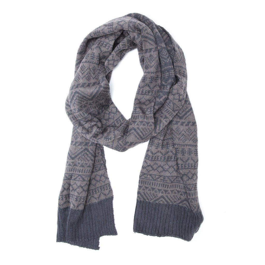 Men's Pattern Scarf | Scarf, Patterned scarves, Cold weather fashion