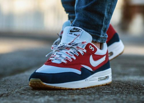 online retailer b371c 12805 Nike ID Air Max 1 (by lxrd jaja) Pack and travel with shoe trees by