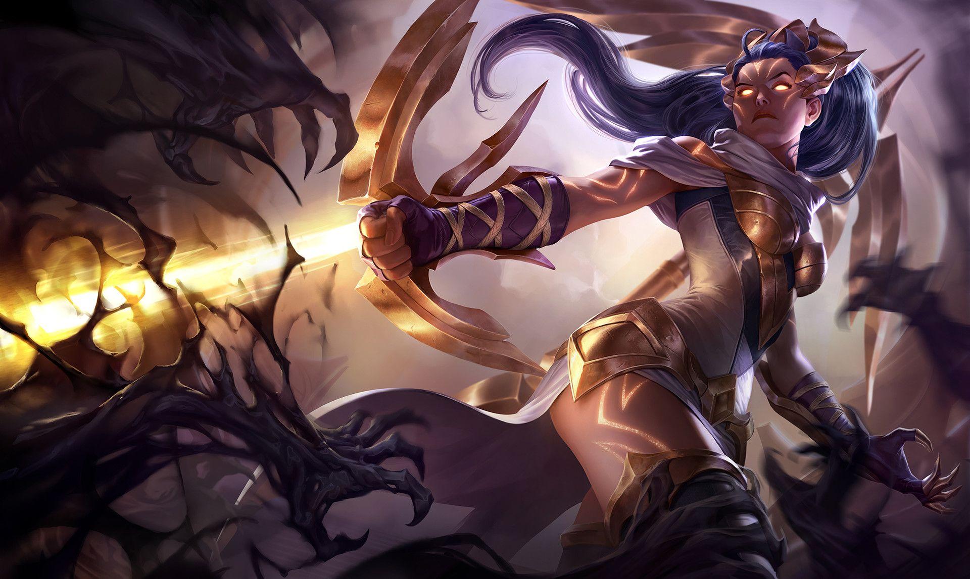 Arclight Vayne - League of Legends, SIXMOREVODKA STUDIO