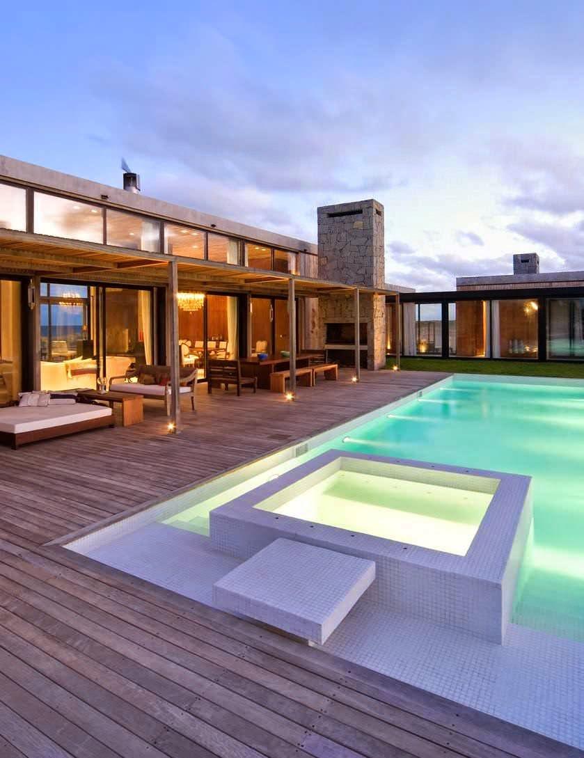 Pin by arquitectura y dise o arquitexs magazine on for Fotos de disenos de piletas de natacion