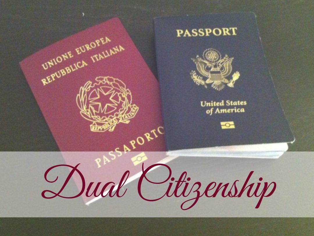 Pin on Dual Citizenship