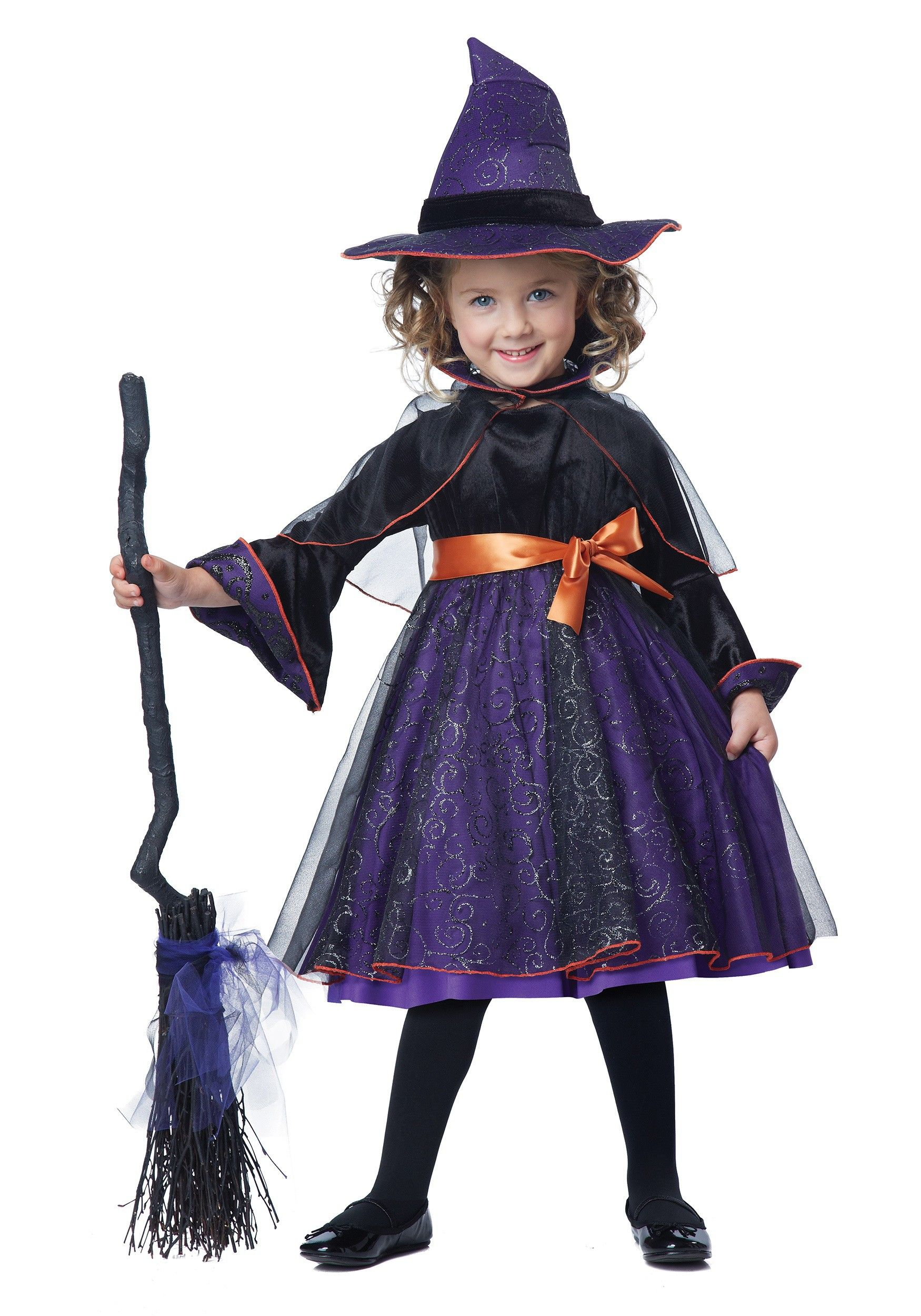 Toddler Hocus Pocus Witch Costume | Hocus pocus witches, Witch ...