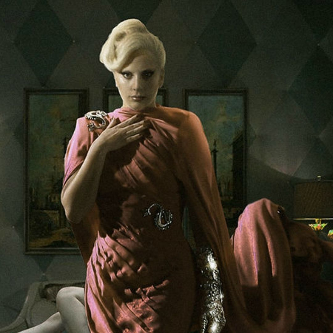 American Horror Story Moira And Elizabeth american horror story # hotel # elizabeth johnson # lady