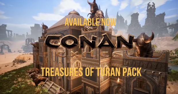 Funcom releases Treasures of Turan DLC and Season Pass for