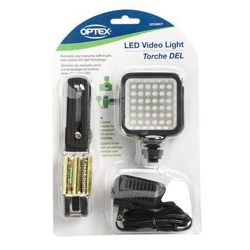 Optex 36 Led Video Light Kit Led36kit