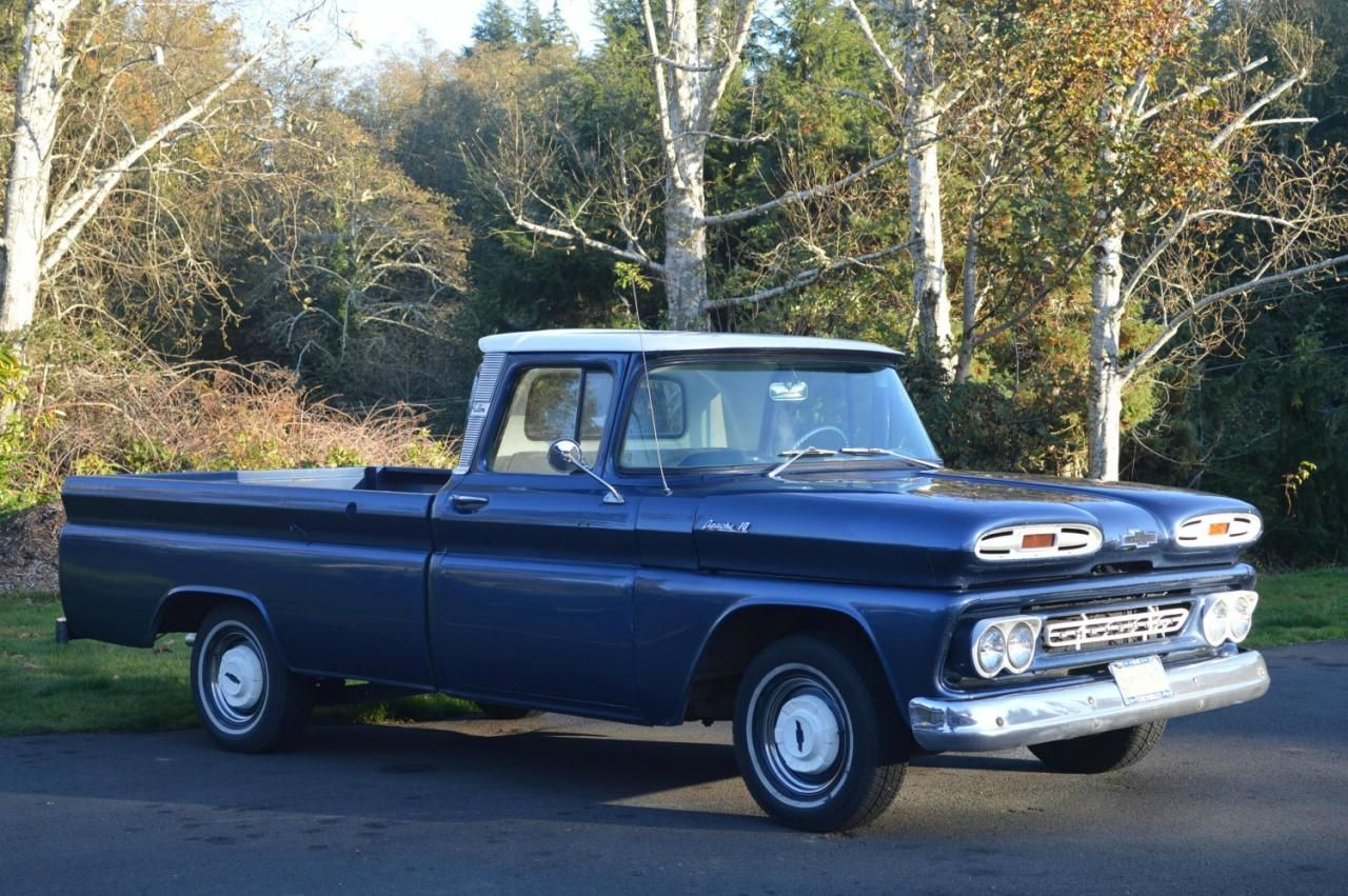 1961 C10 Chevy Pick Up Truck Restomod For Sale Classic Trucks