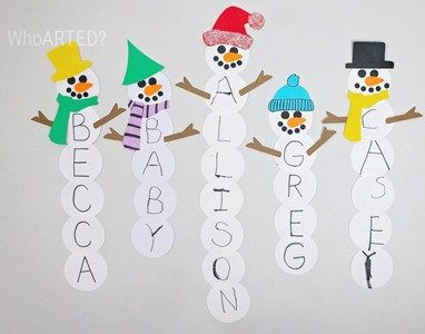 Photo of Winter Activities – Math Reading Recipes Crafts – A More Crafty Life