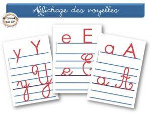 Affichage De L Alphabet Fles